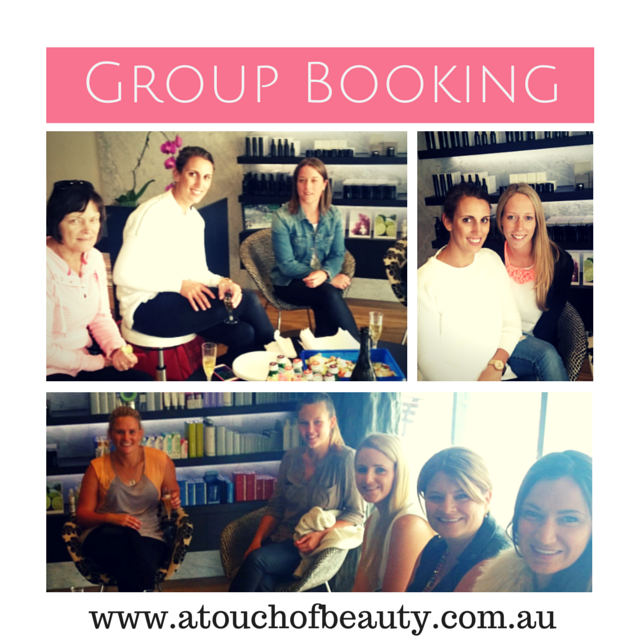 Group Bookings for Spa Treatments Adelaide