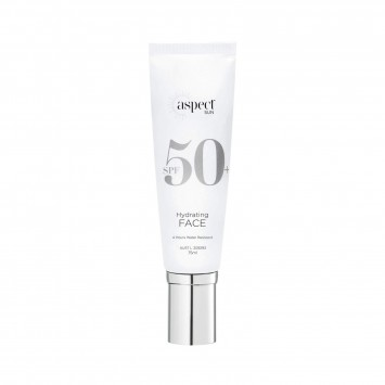 Aspect Hydrating Face SPF50+ 75g