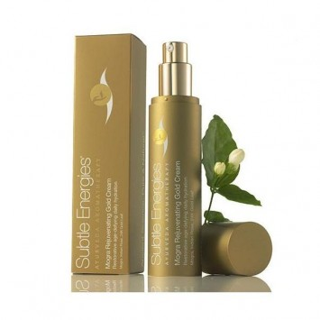 Subtle Energies Mogra Rejuvenating Gold Moisturiser 50ml