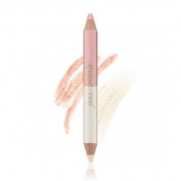 Jane Iredale Highlighter Pencil (Sharpener Inc) - White/Pink