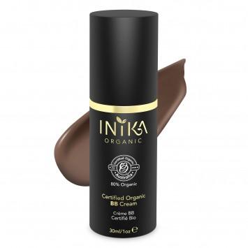 INIKA Organic Certified Organic BB Cream - Cocoa 30ml