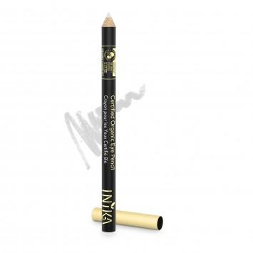 INIKA Organic Certified Organic Eyeliner - White Crystal