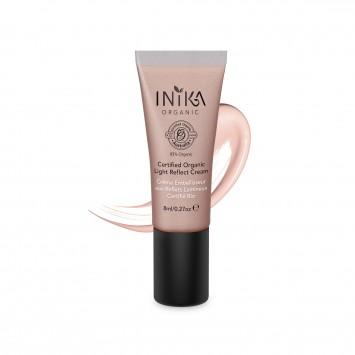 INIKA Organic Certified Organic Light Reflect Cream 8ml