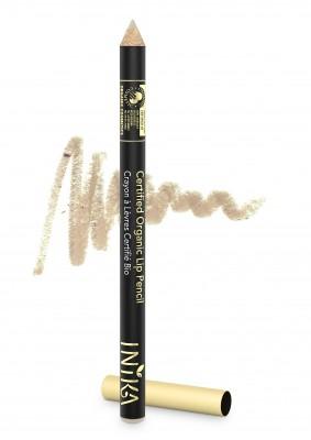 INIKA Organic Certified Organic Lip Liner Pencil - Buff