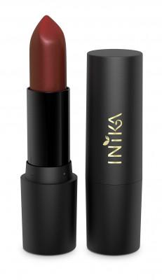 INIKA Organic Certified Organic Vegan Lipstick - After Dark