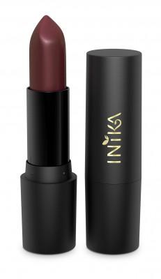 INIKA Organic Certified Organic Vegan Lipstick - Auburn Ambition