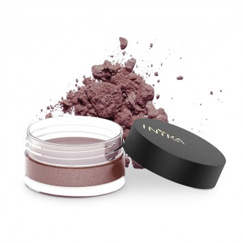 INIKA Organic Loose Mineral Eye Shadow - Burnt Sienna