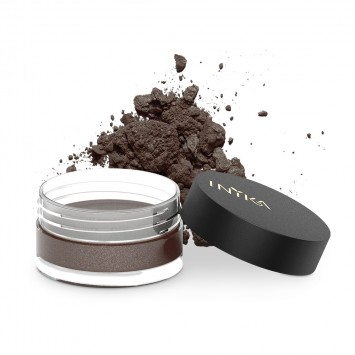 INIKA Organic Loose Mineral Eye Shadow - Coco Motion - Matt Finish