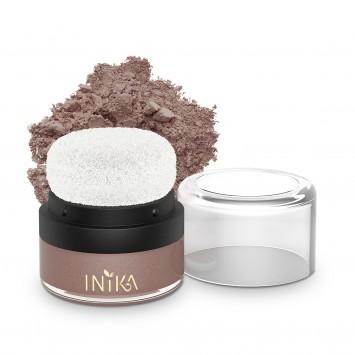INIKA Organic Mineral Blusher Puff Pot - Rosy Glow