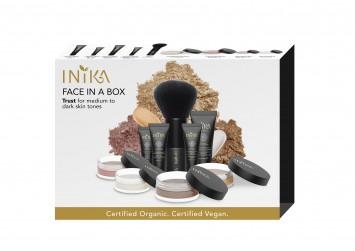 INIKA Organic Face in a Box - The Essentials Starter Kit - Trust