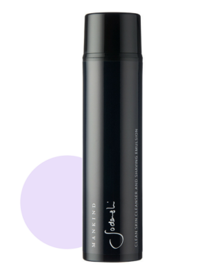 Sodashi Clean Skin Cleanser and Shaving Emulsion 150ml