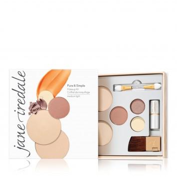 Jane Iredale Pure and Simple Kit Medium Light - Radiant