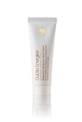 Subtle Energies Rose and Cardamon Hand Cream 50gm