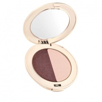 Jane Iredale PurePressed Eye Shadow - Duo - Berries & Cream