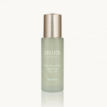 INIKA Organic Phyto-Active Botanical Face Oil