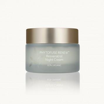 INIKA Organic Phytofuse Renew Resveratrol Night Cream