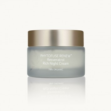 INIKA Organic Phytofuse Renew Resveratrol Rich Night Cream
