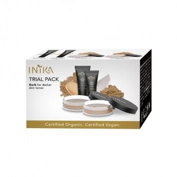 INIKA Organic Trial Pack - Dark