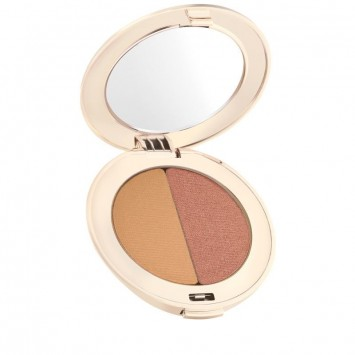 Jane Iredale PurePressed Eye Shadow - Duo -Golden Peach
