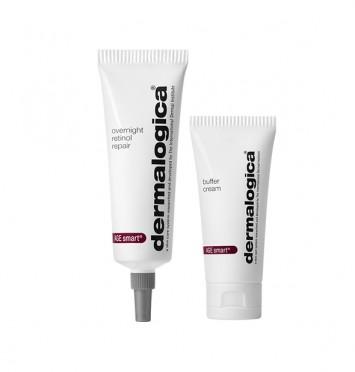 Dermalogica Overnight Retinol Repair 30ml & Buffer Cream 15ml