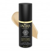 INIKA_Certified_Organic_Liquid_Foundation_Honey_30ml_With_Product